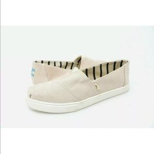 Toms Cupsole Alpargatas Sneakers Slip Ons 10013500